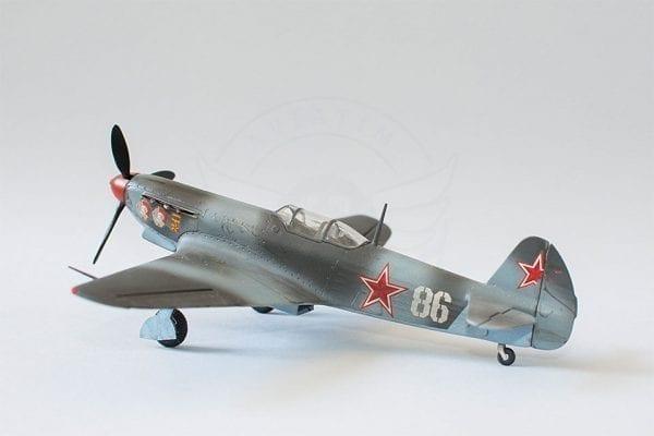 Yak-9D Ark Models 1:48