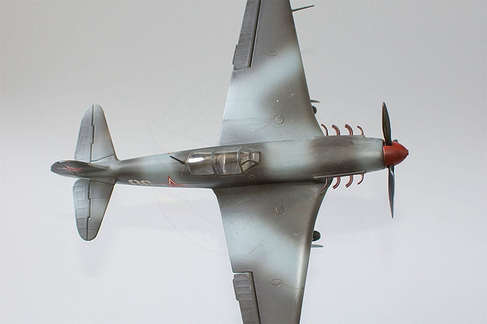 Yak-9D Ark Models 1:48