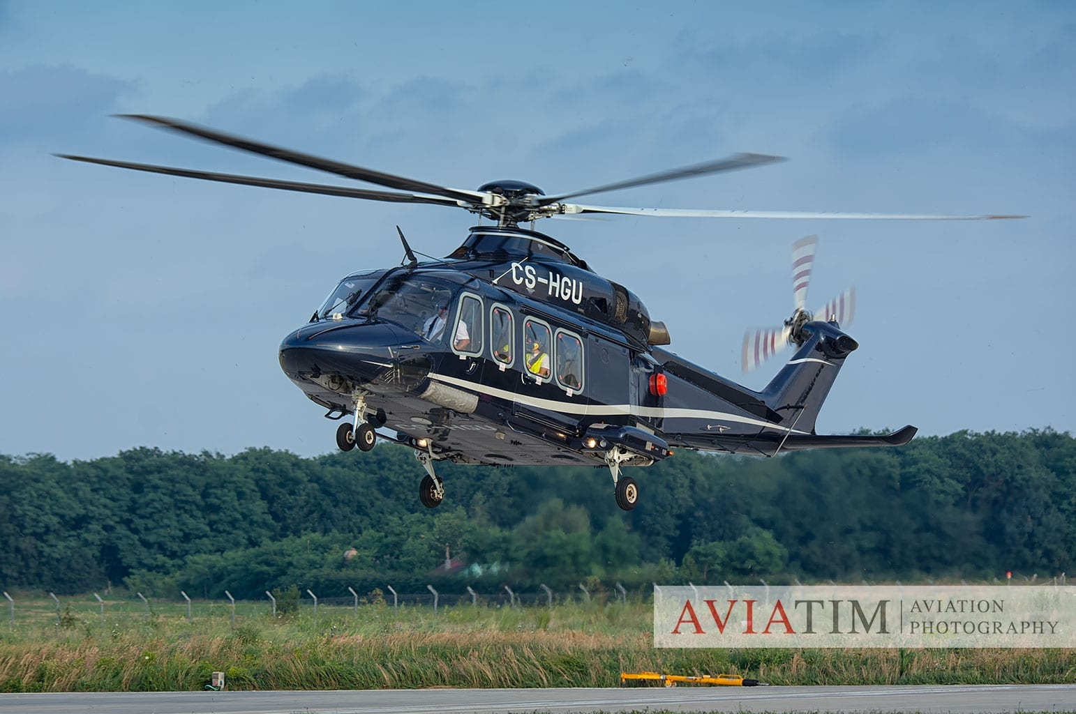 Aeromania Agusta Westland AW139 Helicopter Gallery