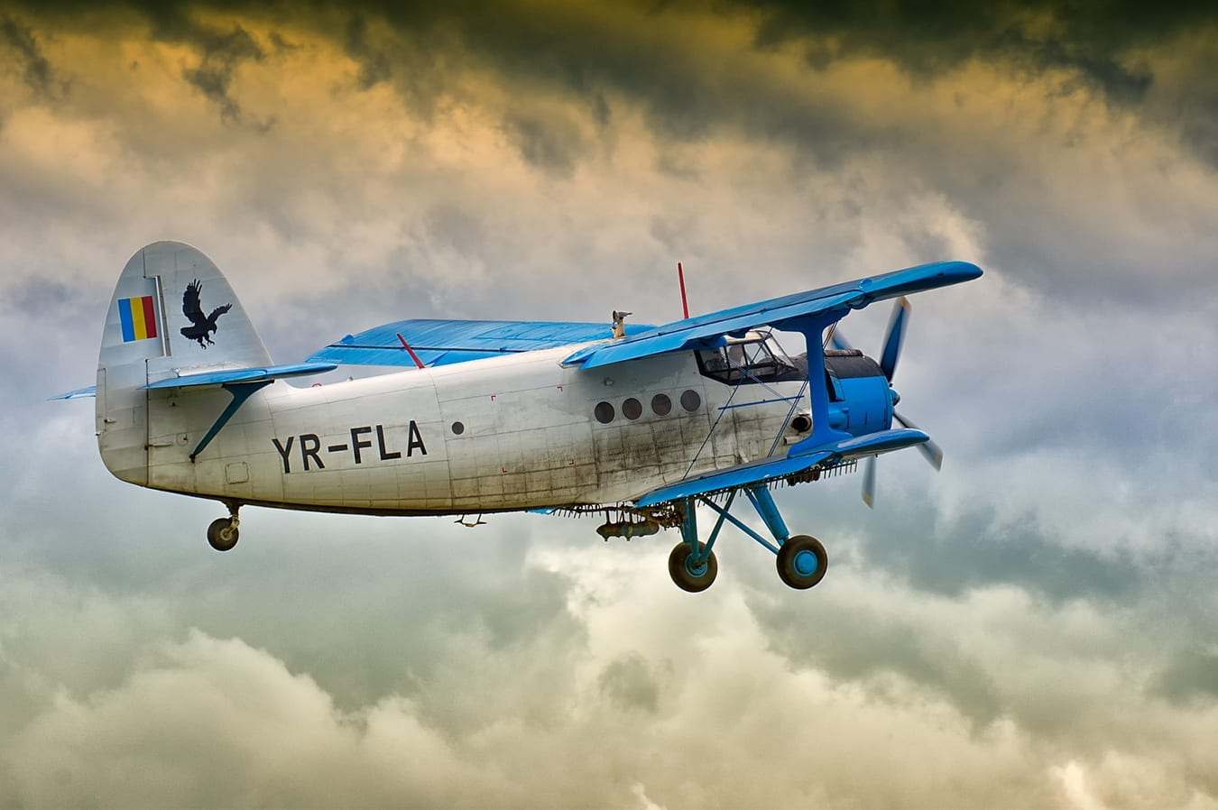 Air To Air Photography Antonov An-2