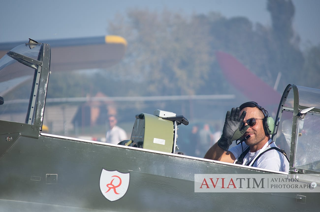 28. Szeged Air Show. Retro Sky Team. Zlin 226.Airshows