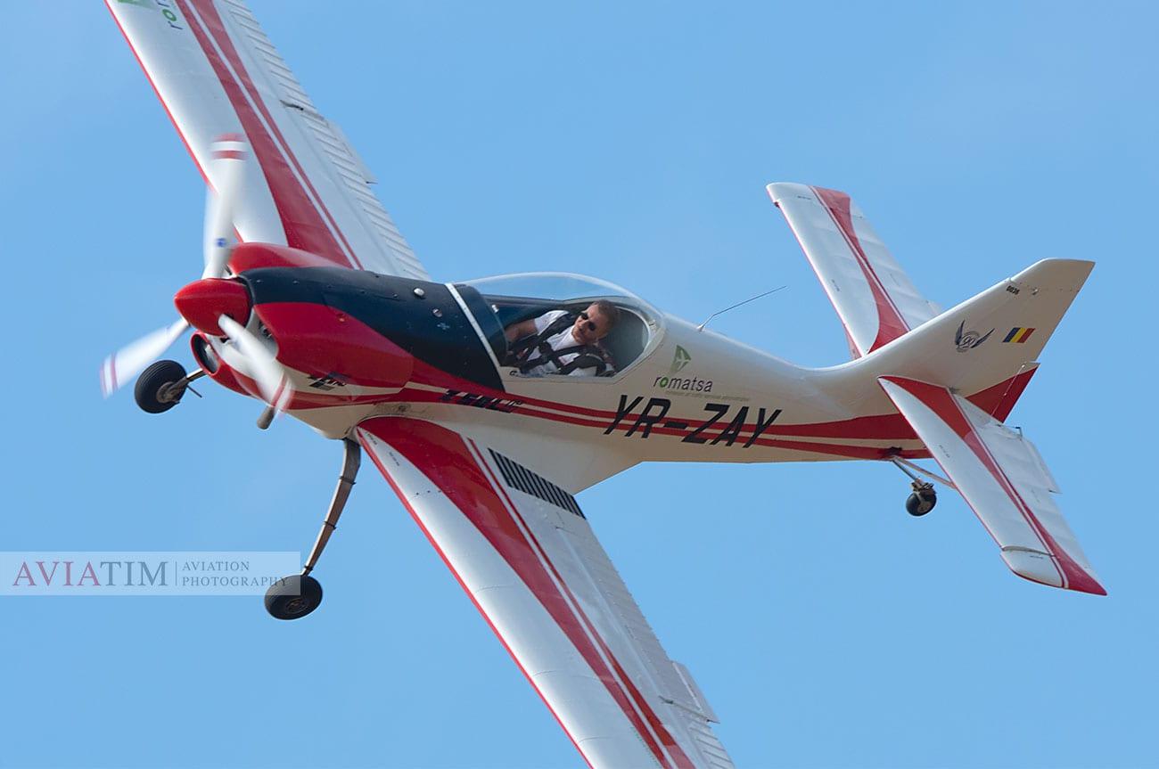 Aeromania Zlin 50