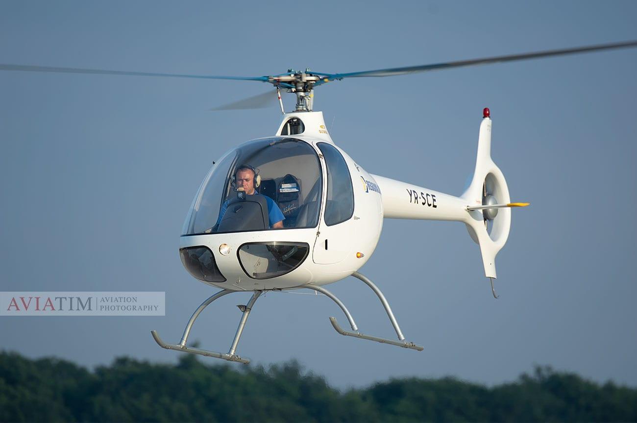 AeromaniaCabrio G2 Helicopter
