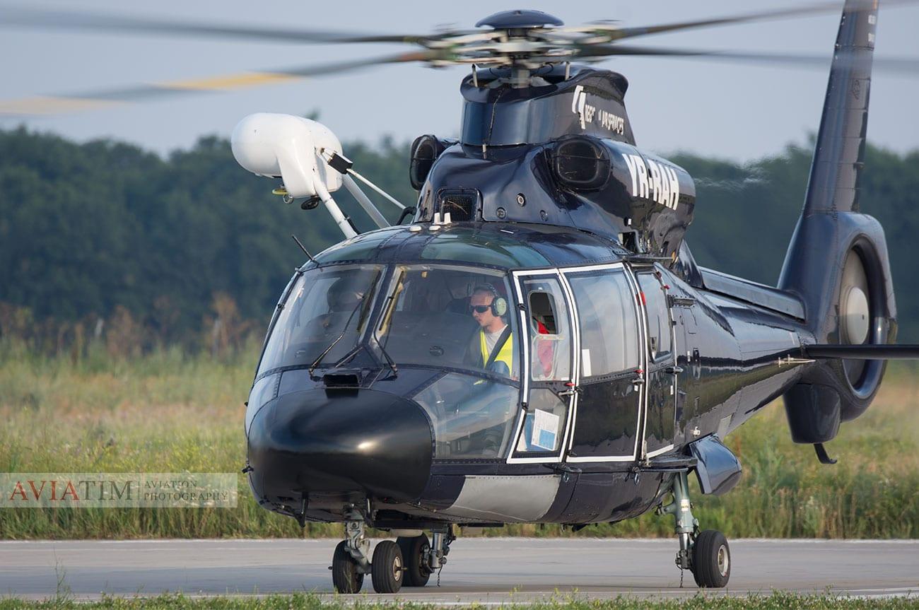 Aeromania Eurocopter AS 365 N Dauphin