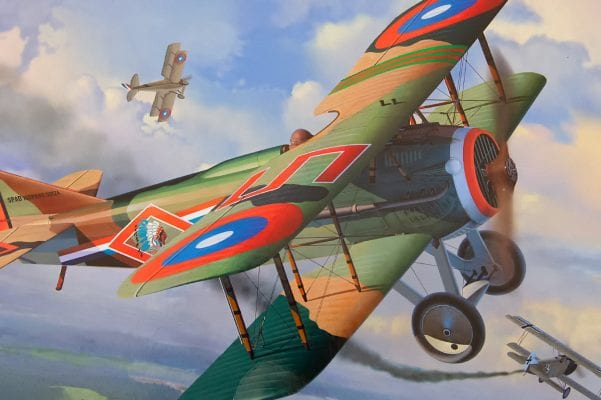 SPAD S.XIII Revell 1:28